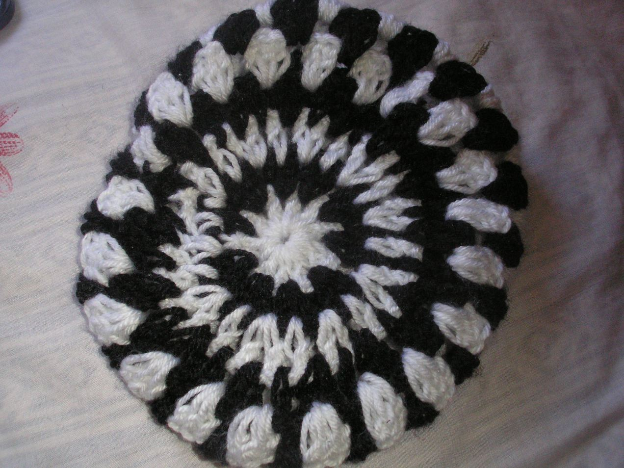 Toddler's Beanie View 2