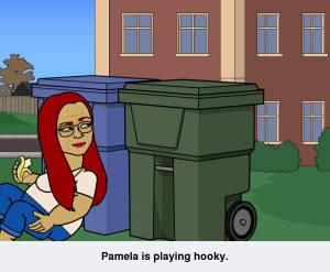 Me playing hookie